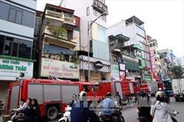 Hàng trăm quán karaoke tạm dừng hoạt động sau vụ cháy ở Trần Thái Tông
