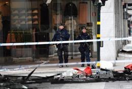 Hủy lệnh bắt giữ nghi phạm thứ 2 trong vụ tấn công ở Stockholm
