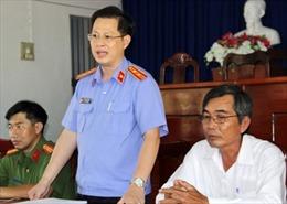 Cơ quan tố tụng huyện Bình Chánh xin lỗi 3 công dân Sóc Trăng bị oan sai