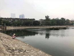 Lấp hồ Thành Công xây nhà tái định cư: Người dân chưa được hỏi ý kiến
