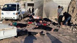 Syria chỉ trích báo cáo Liên hợp quốc về vụ tấn công bằng khí sarin