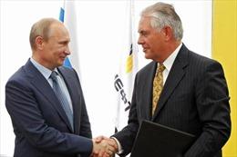 Cuối cùng, Tổng thống Nga Putin cũng gặp Ngoại trưởng Mỹ