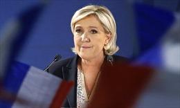 Nổ bom tại văn phòng ứng viên tổng thống Pháp Le Pen