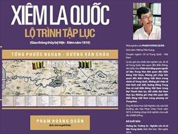 Ra mắt sách về giao thông Việt Nam - Xiêm La