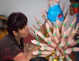 Những người 'thổi hồn' vào pho tượng Phật