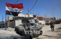 Quân đội Iraq giành thêm khu vực mới từ tay IS ở Tây Mosul