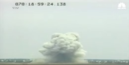 Sức mạnh hủy diệt của 'bom mẹ' GBU-43 mà Mỹ thả xuống Afghanistan