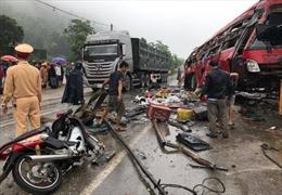 Bộ Giao thông Vận tải xử phạt hàng loạt xe khách 'trốn' truyền dữ liệu hành trình