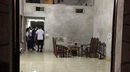 Nam Định: Nổ lớn tại nhà dân làm 3 người chết, 1 người bị thương