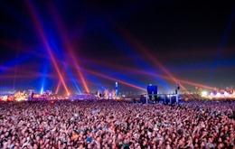 Khởi động nhạc hội sôi động nhất thế giới