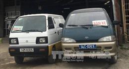 Công khai rao bán xe 'biển xanh' tại Quảng Ninh
