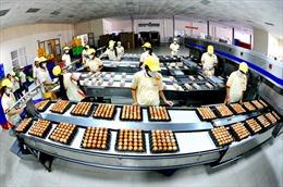 Khánh thành nhà máy trứng gia cầm công nghệ cao 110 tỉ đồng