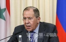 Ngoại trưởng Nga-Trung điện đàm về căng thẳng Triều Tiên và Syria