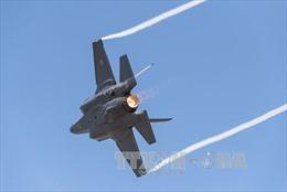Mỹ triển khai phi đội F-35 tới châu Âu