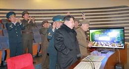Bất chấp lời đe dọa của Mỹ, Triều Tiên sẵn sàng chờ lệnh cho lần thử hạt nhân mới