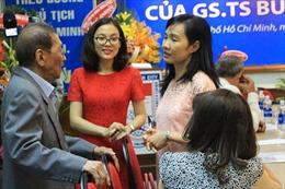Tiếp nhận 2.400 tài liệu, hiện vật của GS.TS Bùi Khánh Thế