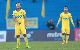 Bị Sài Gòn FC cầm chân, FLC Thanh Hóa tuột chức vô địch lượt đi