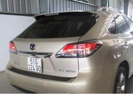 Cục đăng kiểm phát hiện hàng loạt xe sang đánh tráo biển số