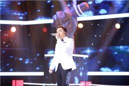 The Voice tối nay: Học trò Thu Minh 'chơi lớn' khi hát nhạc phim La La Land gây sốt vòng Đo ván