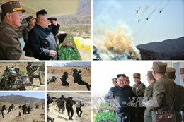 Giới chức Trung - Mỹ điện đàm khẩn về vụ Triều Tiên phóng tên lửa