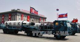 Triều Tiên có thể đã sử dụng tên lửa giả trong lễ diễu binh