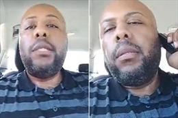 Tay súng Mỹ giết người phát livestream trên Facebook