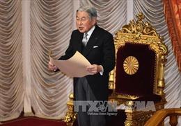 Nhà Vua và Hoàng Hậu Nhật Bản mở tiệc trà mừng chuyến thăm Việt Nam thành công tốt đẹp
