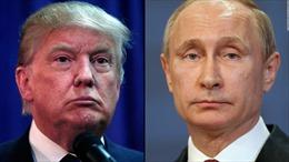 Tổng thống Mỹ Trump dần từ bỏ chính sách 'thân Nga'