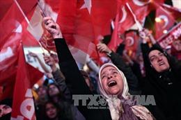 Đức mong Thổ Nhĩ Kỳ tiếp tục là thành viên NATO