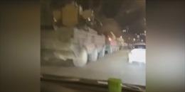 Trung Quốc kéo quân, tên lửa Nga cũng rầm rập áp sát biên giới Triều Tiên