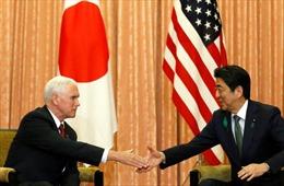 Mỹ cam kết tăng cường an ninh cho Nhật Bản trước căng thẳng Triều Tiên