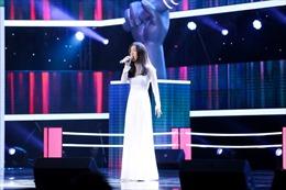 Cô gái xứ Hàn 16 tuổi Han Sara The Voice: 'Chị ơi đừng khóc'