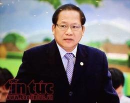 Bộ trưởng Trương Minh Tuấn trả lời chất vấn về an toàn thông tin mạng