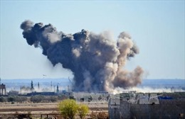 Không kích ở miền Đông Syria, 23 người thiệt mạng