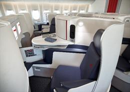 Air France trang bị khoang ghế mới trên các chuyến bay từ TP Hồ Chí Minh