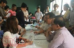 Mở sàn giao dịch việc làm cho người lao động Hàn Quốc về nước