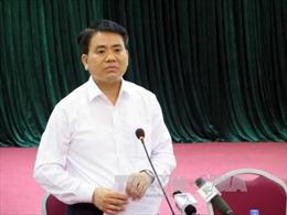 Bài phát biểu của đồng chí Nguyễn Đức Chung tại Hội nghị 'Hà Nội 2017 - Hợp tác đầu tư và phát triển'