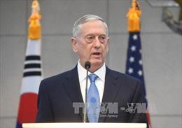 Bộ trưởng Quốc phòng Mỹ thăm Israel bàn vấn đề Syria