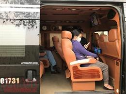 Cần sớm có biển báo cấm dừng đỗ để 'trị' xe limousine cố tình vi phạm