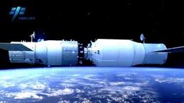 Tàu vũ trụ Thiên Chu-1 kết nối thành công với trạm Thiên Cung-2