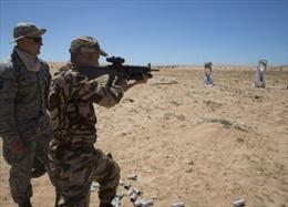 Hơn 1.000 binh sỹ Mỹ, Maroc tập trận 'Sư tử châu Phi 2017'