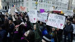 Nhiều bang ủng hộ sắc lệnh nhập cảnh vào Mỹ của ông Trump
