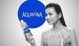 Aquafina ra mắt thiết kế nhãn chai mới