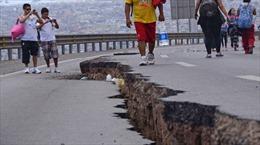 Động đất mạnh 7,1 độ Richter tại Chile, chưa có cảnh báo sóng thần