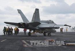 Hải quân Hàn - Mỹ tập trận dò tìm, bắn hạ tên lửa Triều Tiên