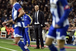 Barcelona củng cố ngôi đầu, Real khó gượng dậy