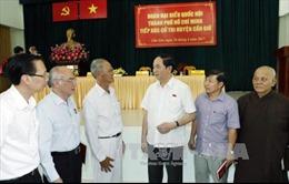 Cử tri kiến nghị Chủ tịch nước chỉ đạo xây cầu nối huyện Cần Giờ - Nhà Bè