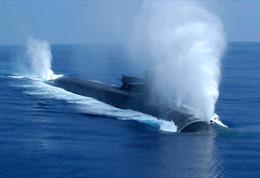 Tàu ngầm Mỹ chở đặc nhiệm SEAL 'lân la' vùng biển Bán đảo Triều Tiên