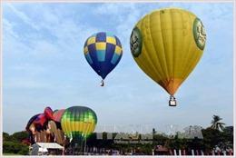 Lễ hội pháo hoa quốc tế Đà Nẵng có màn trình diễn khinh khí cầu