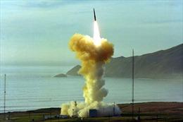 Tên lửa xuyên lục địa Minuteman III là đòn cảnh báo mạnh mẽ của Mỹ với Triều Tiên?